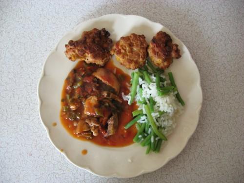 chicken mexicane
