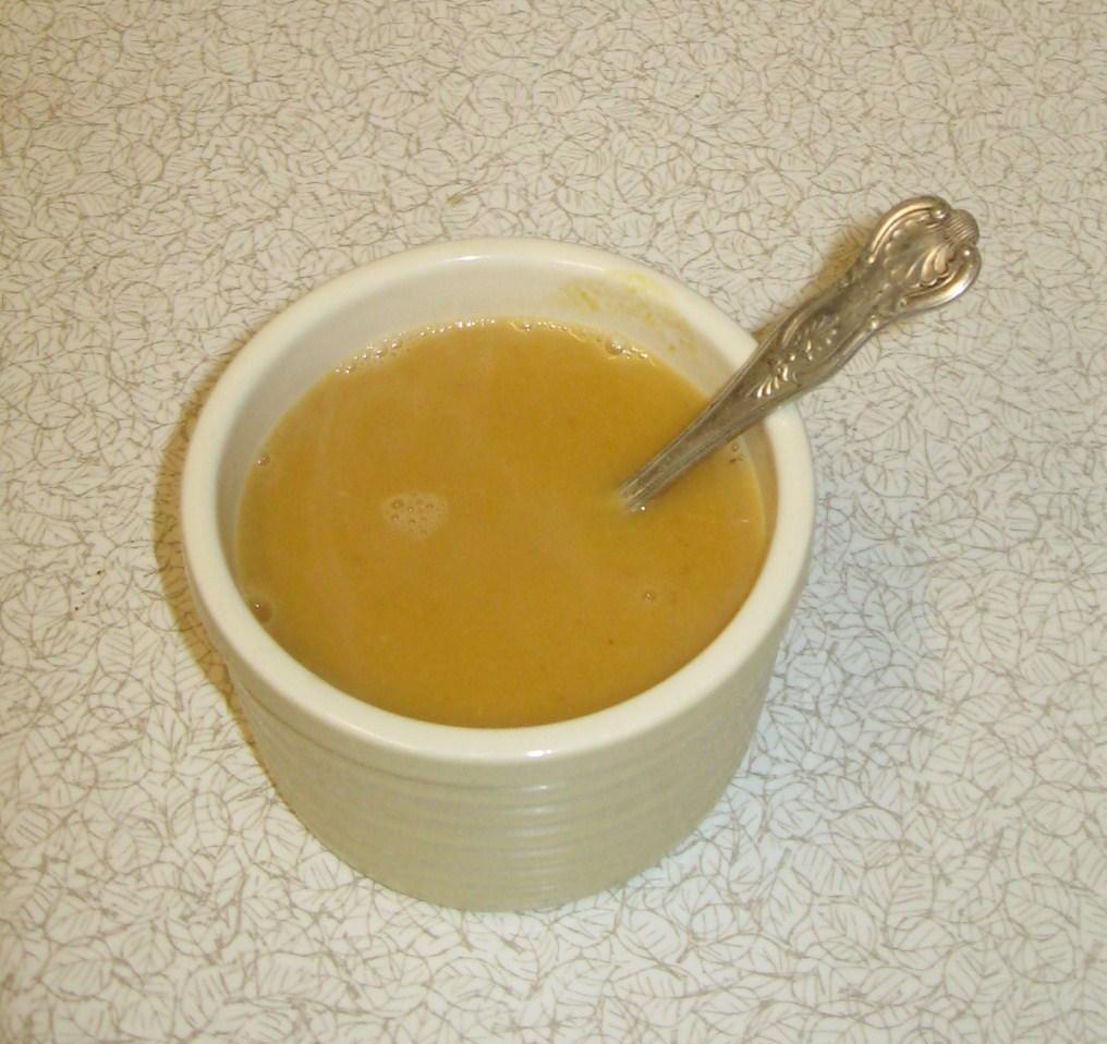 potage au potiron pumpkin soup the vintage cookbook trials. Black Bedroom Furniture Sets. Home Design Ideas