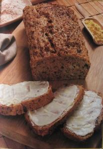 Danish cheese bread illustration