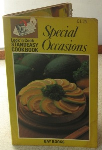 Standeasy cookbook special occasions front cover